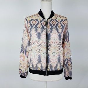 One & Only Urban Outfitters Bomber Jacket Small
